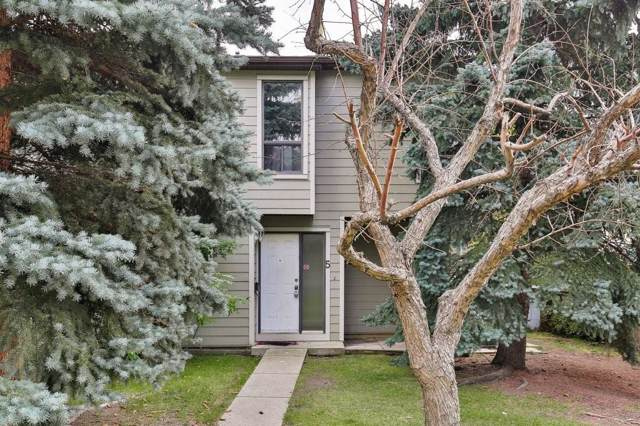 104 Grier Terrace NE #5, Calgary, AB T2K 5Y6 (#C4269956) :: Virtu Real Estate