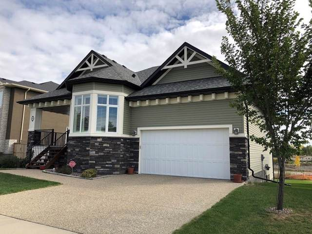 164 Kinniburgh Boulevard, Chestermere, AB T1X 0M2 (#C4269970) :: Redline Real Estate Group Inc