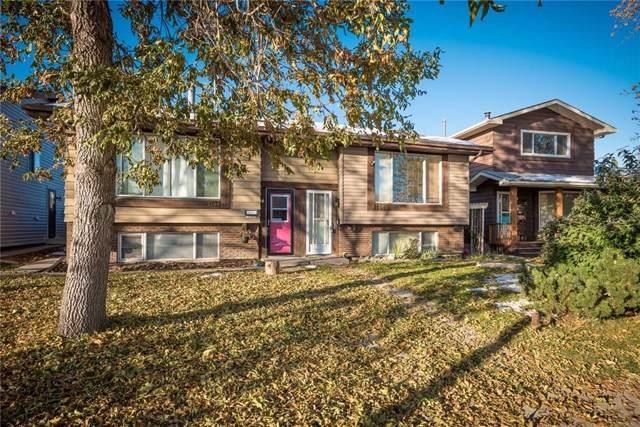 1142 Berkley Drive NW, Calgary, AB T3K 1E4 (#C4269981) :: Redline Real Estate Group Inc
