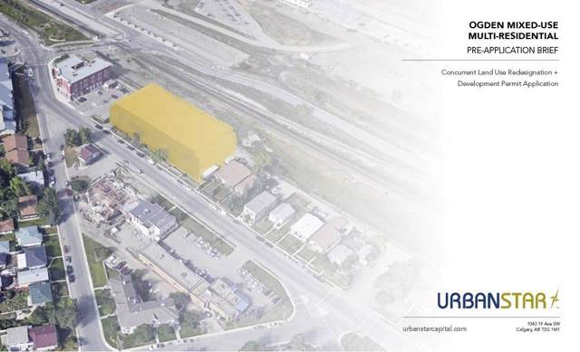 7014,7018,7020,7026, Ogden Road SE, Calgary, AB T2C 1B4 (#C4269987) :: Redline Real Estate Group Inc