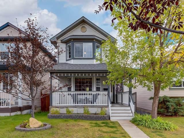 120 Country Hills Drive NW, Calgary, AB T3K 4X2 (#C4270000) :: Calgary Homefinders