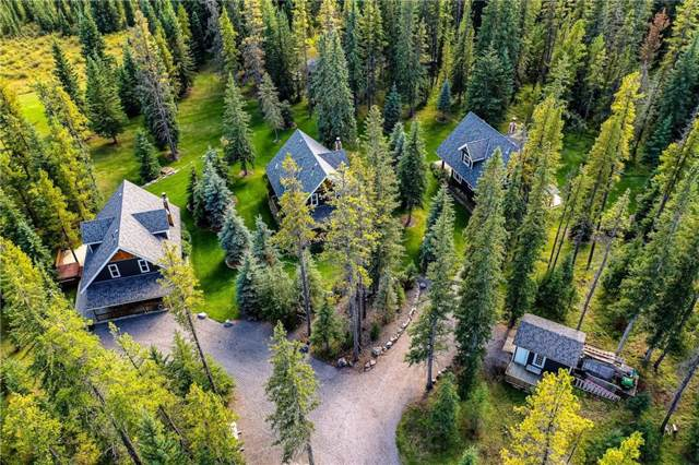 209 Grouse Meadow Lane, Nordegg, AB T0M 2H0 (#C4270013) :: The Cliff Stevenson Group
