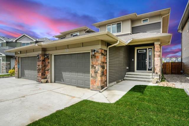 242 Canals Close, Airdrie, AB T4B 3S6 (#C4270095) :: Redline Real Estate Group Inc