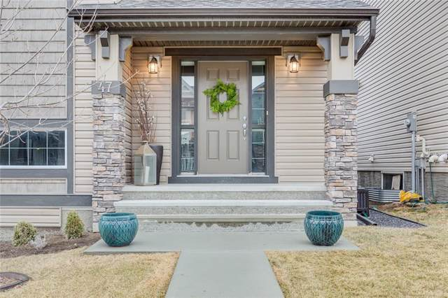 47 Nolanfield Heights NW, Calgary, AB T3R 0M2 (#C4270098) :: Redline Real Estate Group Inc