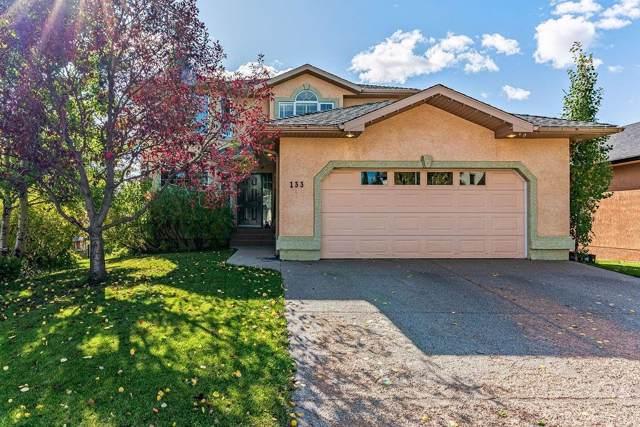 133 West Terrace Point(E), Cochrane, AB T4C 1S1 (#C4270147) :: Redline Real Estate Group Inc