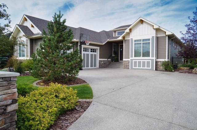 21 Cimarron Estates Link, Okotoks, AB T1S 0C6 (#C4270151) :: Redline Real Estate Group Inc