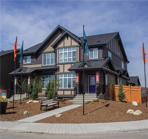 27 Sunrise Heights, Cochrane, AB T4C 2R9 (#C4270154) :: Calgary Homefinders