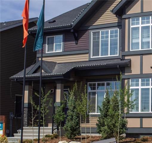 31 Sunrise Heights, Cochrane, AB T4C 2R9 (#C4270155) :: Calgary Homefinders