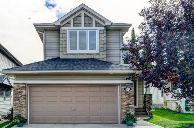 80 Cresthaven Way SW, Calgary, AB T3B 5X9 (#C4270161) :: Redline Real Estate Group Inc