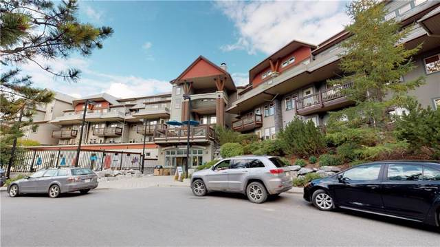 101 Montane Road #325, Canmore, AB T1W 0G2 (#C4270162) :: Calgary Homefinders