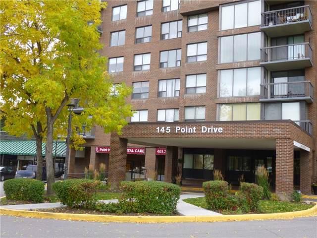 145 Point Drive NW #1906, Calgary, AB T3B 4W1 (#C4270195) :: The Cliff Stevenson Group