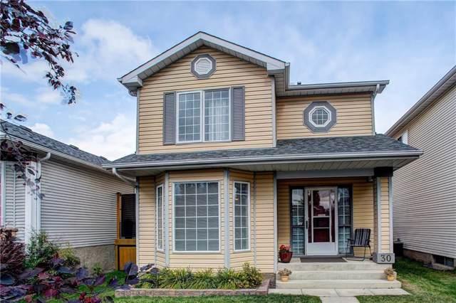 30 River Rock Road SE, Calgary, AB T2C 4H2 (#C4270210) :: Redline Real Estate Group Inc