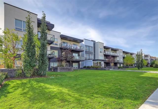 15233 1 Street SE #103, Calgary, AB T2X 2A2 (#C4270221) :: Virtu Real Estate