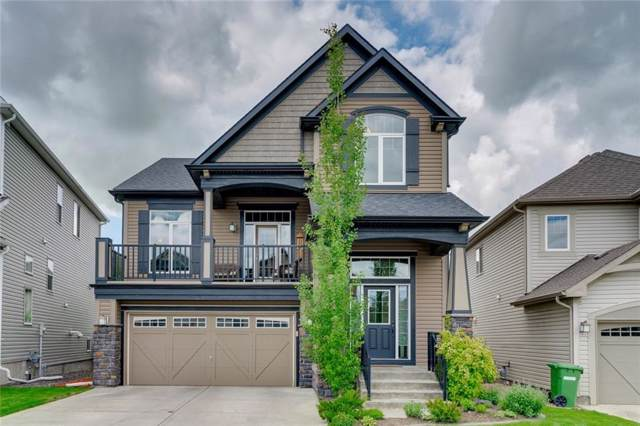 34 Windhaven Garden(S) SW, Airdrie, AB T4B 0T8 (#C4270225) :: Redline Real Estate Group Inc