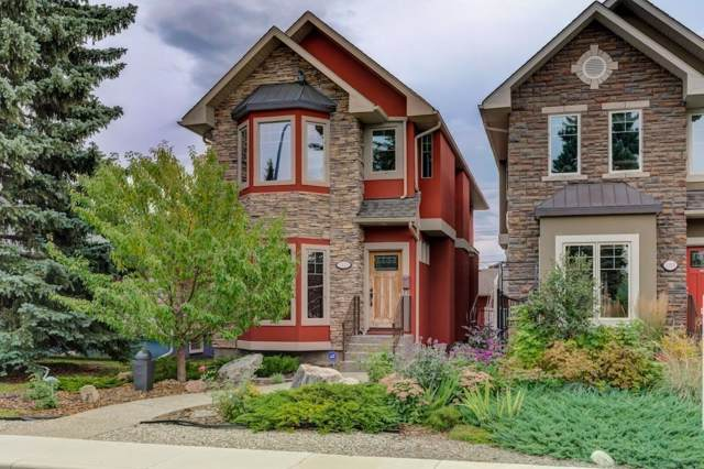 1323 19 Avenue NW, Calgary, AB T2M 1A5 (#C4270243) :: Redline Real Estate Group Inc