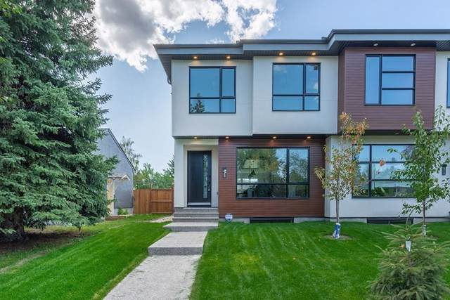 2410 23 Street NW, Calgary, AB T2M 2C2 (#C4270251) :: Redline Real Estate Group Inc