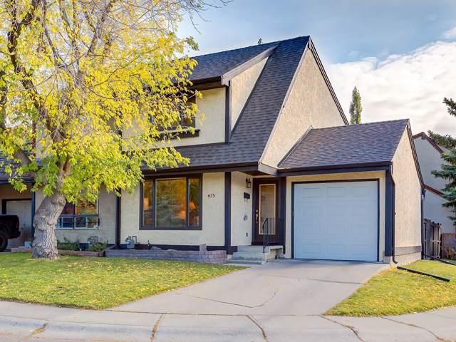 415 Cannington Close SW, Calgary, AB T2W 3E9 (#C4270252) :: Calgary Homefinders