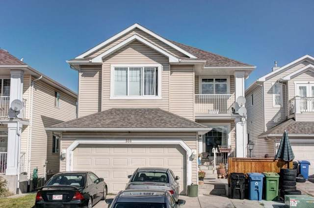 351 Coral Reef Manor NE, Calgary, AB T3J 3Y7 (#C4270263) :: Redline Real Estate Group Inc