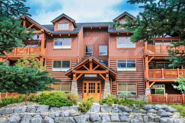Armstrong Place #232, Canmore, AB T1W 3L5 (#C4270279) :: Canmore & Banff