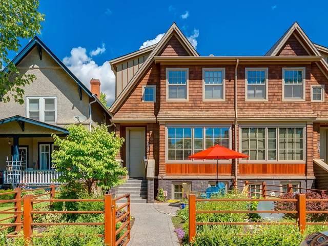 612 22 Avenue SW, Calgary, AB T2S 0H8 (#C4270286) :: Redline Real Estate Group Inc