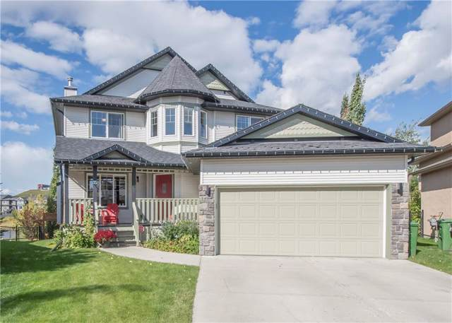 35 Cougarstone Point(E) SW, Calgary, AB T3H 4Z3 (#C4270299) :: Calgary Homefinders