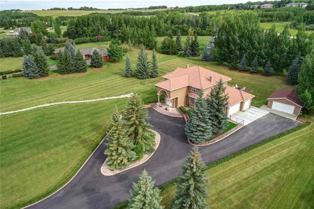 64 Rosewood Drive SW, Rural Rocky View County, AB T3Z 3K7 (#C4270325) :: Redline Real Estate Group Inc