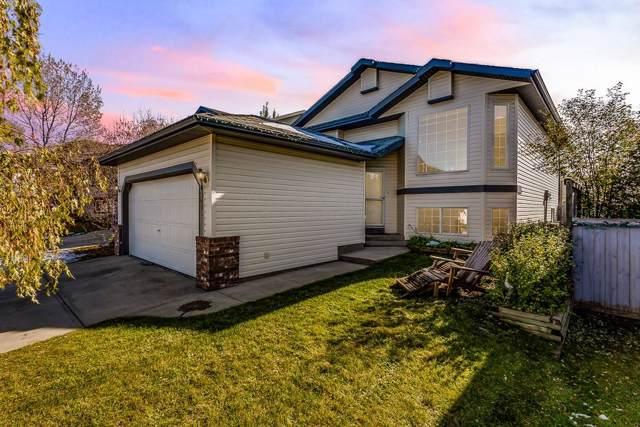 360 Woodside Circle NW, Airdrie, AB T4B 2J8 (#C4270340) :: Calgary Homefinders