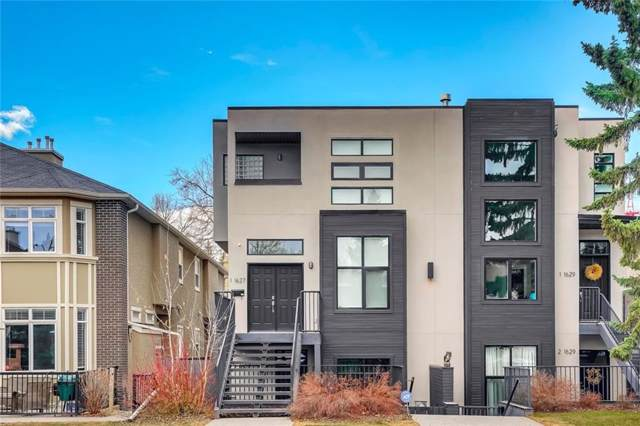 1627 27 Avenue SW #1, Calgary, AB T2T 1G7 (#C4270371) :: Redline Real Estate Group Inc