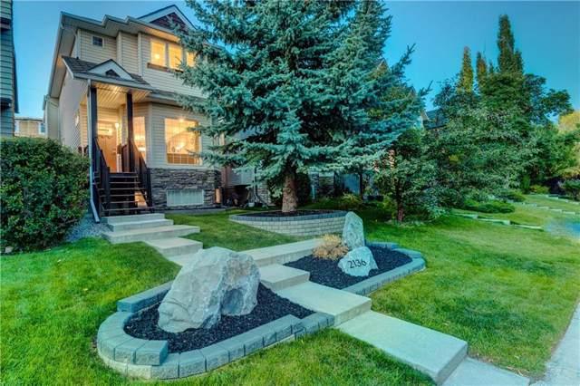2136 31 Avenue SW, Calgary, AB T2T 1T4 (#C4270381) :: Redline Real Estate Group Inc