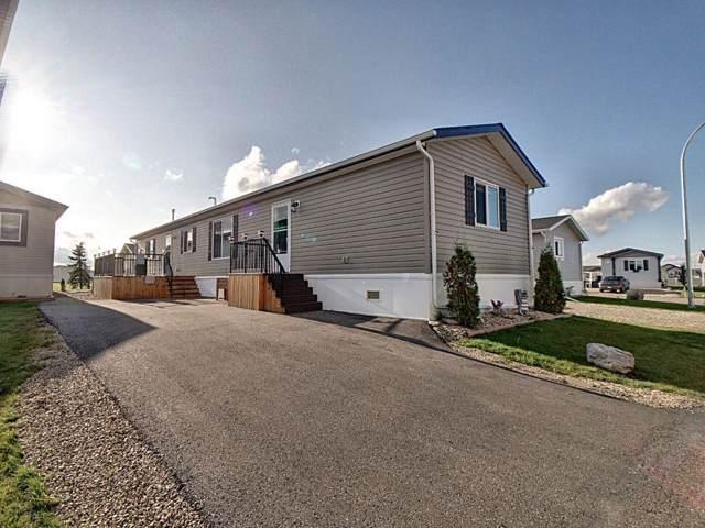 15 Mackenzie Ranch Way #90, Lacombe, AB T4L 0B4 (#C4270412) :: Redline Real Estate Group Inc