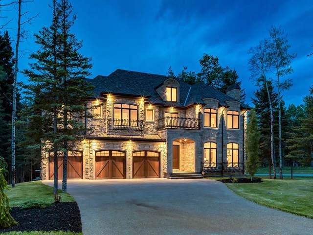 302 Hawks Nest Hollow, Priddis Greens, AB T0L 1W0 (#C4270434) :: Redline Real Estate Group Inc