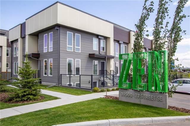 19500 37 Street SE #308, Calgary, AB T3M 2W9 (#C4270437) :: Redline Real Estate Group Inc