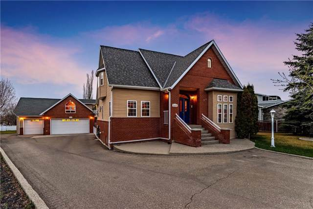 809 East Lakeview Road, Chestermere, AB T1X 1B1 (#C4270466) :: Calgary Homefinders