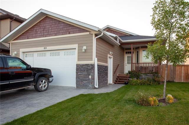 814 Hampshire Way NE, High River, AB T1V 0B1 (#C4270467) :: Redline Real Estate Group Inc