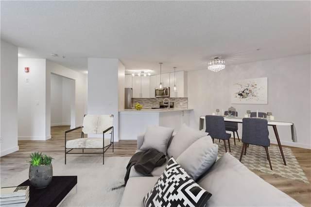 25 Richard Place SW #218, Calgary, AB T3E 7N1 (#C4270502) :: Redline Real Estate Group Inc