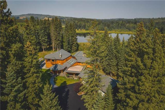 19 Squirrel Crescent, Bragg Creek, AB T0L 0K0 (#C4270509) :: The Cliff Stevenson Group