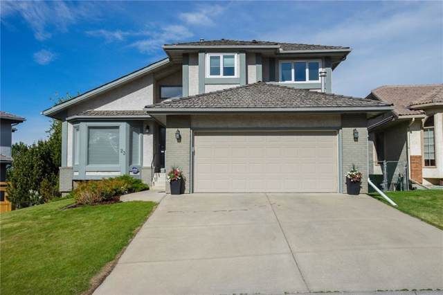 23 Hawkside Close NW, Calgary, AB T3G 3K4 (#C4270518) :: Redline Real Estate Group Inc