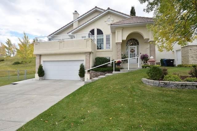 110 Hamptons Drive NW, Calgary, AB T3A 5P7 (#C4270521) :: Redline Real Estate Group Inc