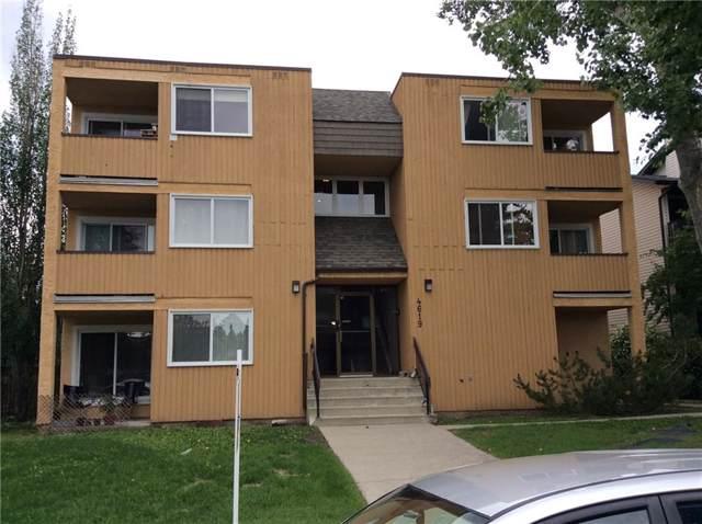 4619 73 Street NW #203, Calgary, AB T3B 2M3 (#C4270522) :: Redline Real Estate Group Inc