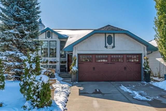 105 Citadel Hills Circle NW, Calgary, AB T3G 3V5 (#C4270536) :: Redline Real Estate Group Inc