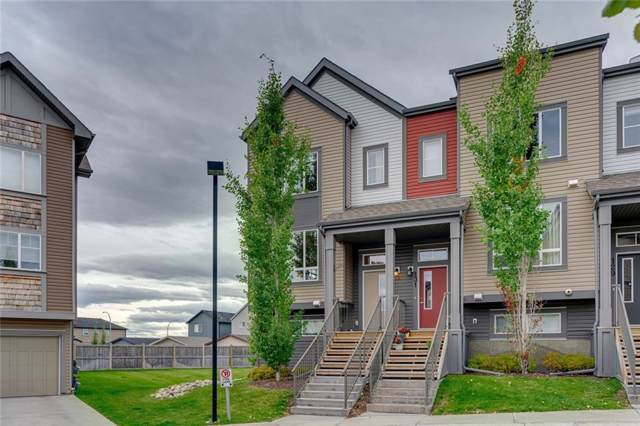 133 Copperpond Row SE, Calgary, AB T3S 0A6 (#C4270545) :: Redline Real Estate Group Inc