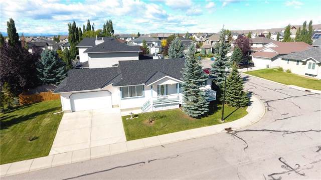 319 Sandstone Mews, Okotoks, AB T1S 1P8 (#C4270558) :: Redline Real Estate Group Inc