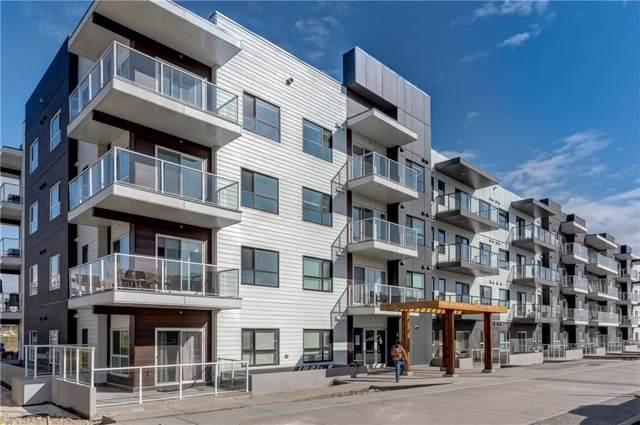 4250 Seton Drive SE #214, Calgary, AB T3M 3B7 (#C4270573) :: Redline Real Estate Group Inc