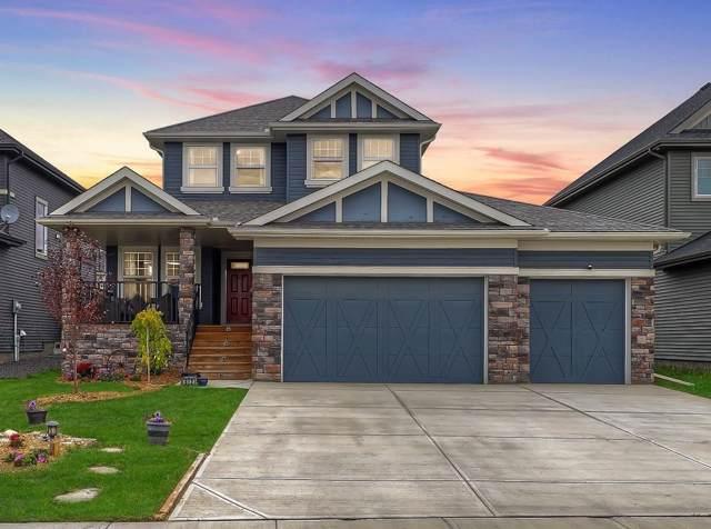 612 Boulder Creek Close S, Langdon, AB T0J 1X3 (#C4270591) :: Redline Real Estate Group Inc