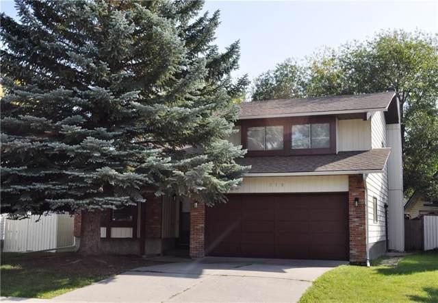 319 Woodside Circle SW, Calgary, AB T2W 3K2 (#C4270649) :: Redline Real Estate Group Inc