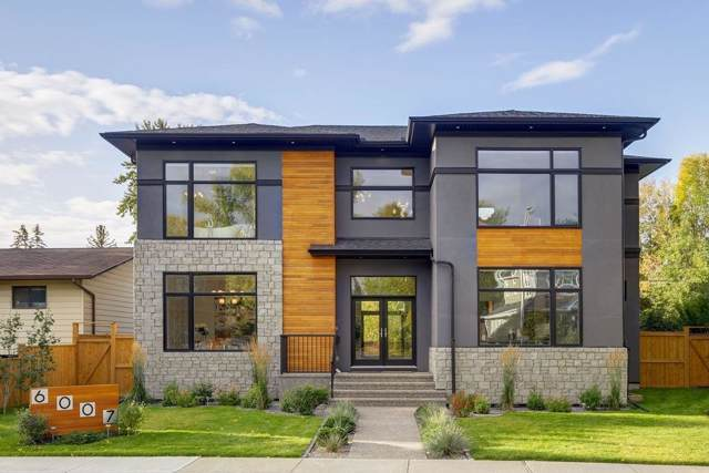 6007 Bowwater Crescent NW, Calgary, AB T3B 2E5 (#C4270652) :: Calgary Homefinders