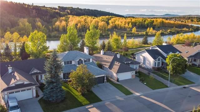 58 Riverview Circle, Cochrane, AB T4C 1K3 (#C4270656) :: Redline Real Estate Group Inc