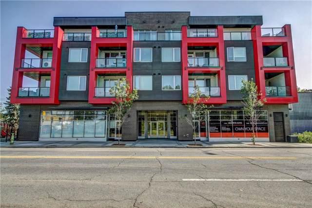 1526 9 Avenue SE #301, Calgary, AB T2G 0T7 (#C4270667) :: Calgary Homefinders