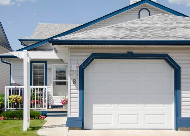 33 Stonegate Drive NW #8, Airdrie, AB T4B 2V9 (#C4270672) :: Redline Real Estate Group Inc