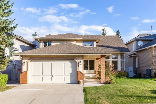 34 Edgebank Circle NW, Calgary, AB T3A 4S1 (#C4270682) :: Redline Real Estate Group Inc